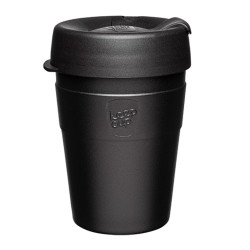 "Thermobecher KeepCup ""Black"", 340 ml"