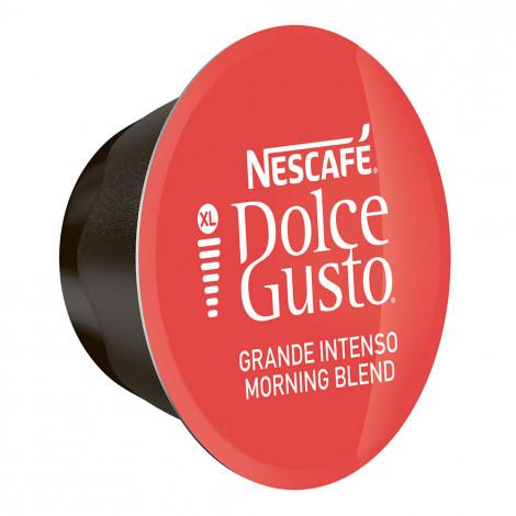 "Kavos kapsulės NESCAFÉ Dolce Gusto ""Grande Intenso Morning Blend"", 16 vnt."