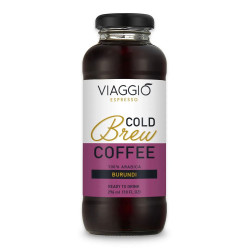 "Cold brew coffee Viaggio Espresso ""Cold Brew Burundi"", 296 ml"