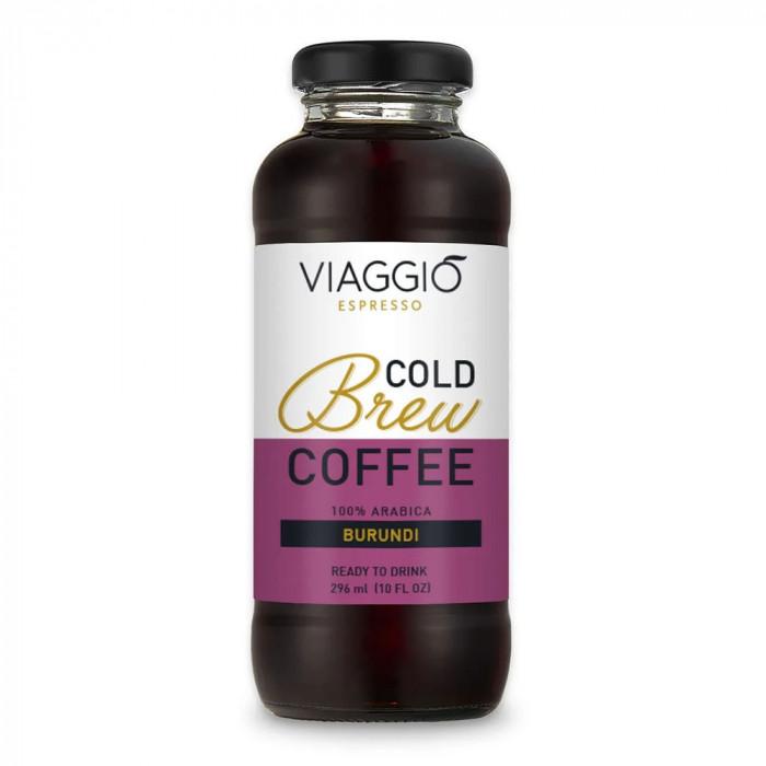 "Aukstā kafija Viaggio Espresso ""Cold Brew Burundi"", 296 ml"