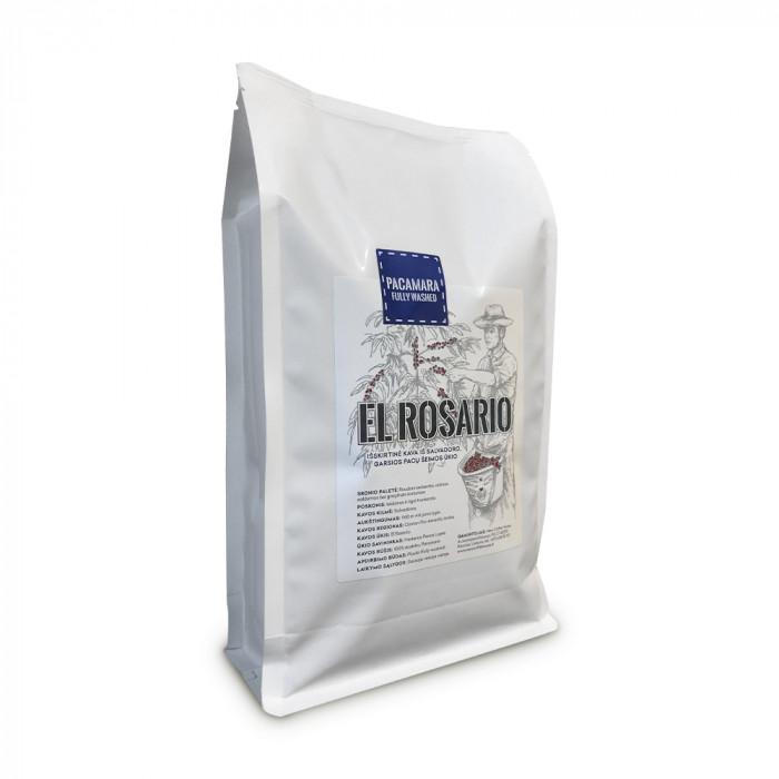 """Kavos pupelės Vero Coffee House """"El Rosario Pacamara FW"""", 1 kg"""