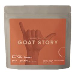 """Kawa ziarnista Goat Story """"Colombia Don Pablo"""", 250 g"""