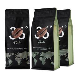 """Kahvipapusetti """"Parallel 36"""", 3 kg"""