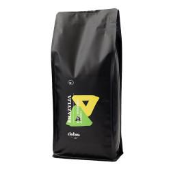 """Kawa ziarnista Dobra palarnia kawy """"Brazylia"""" jasno palona, 1 kg"""