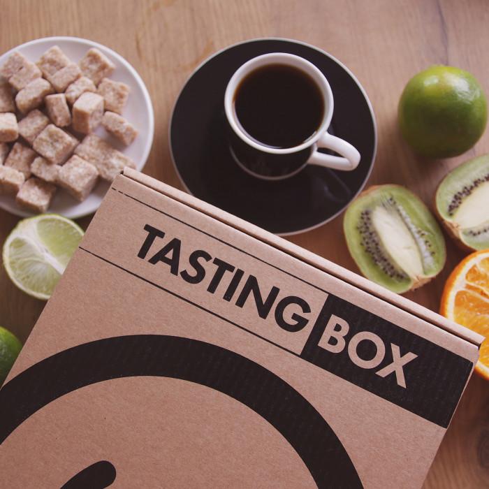 "Ragavimo dėžutė ""Tasting Box 5"""