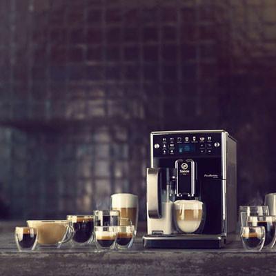 "Refurbished Koffiezetapparaat Saeco ""PicoBaristo SM5570/10"""