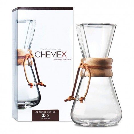 """Koffiezetapparaat Chemex """"Classic"""", for 3 cups"""