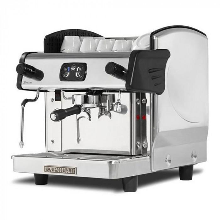 """Kafijas automāts Expobar """"Zircon Compact"""" vienas grupas"""