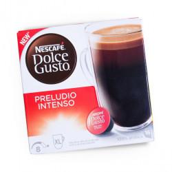 "Kavos kapsulės NESCAFÉ Dolce Gusto ""Preludio Intenso"", 16 vnt."