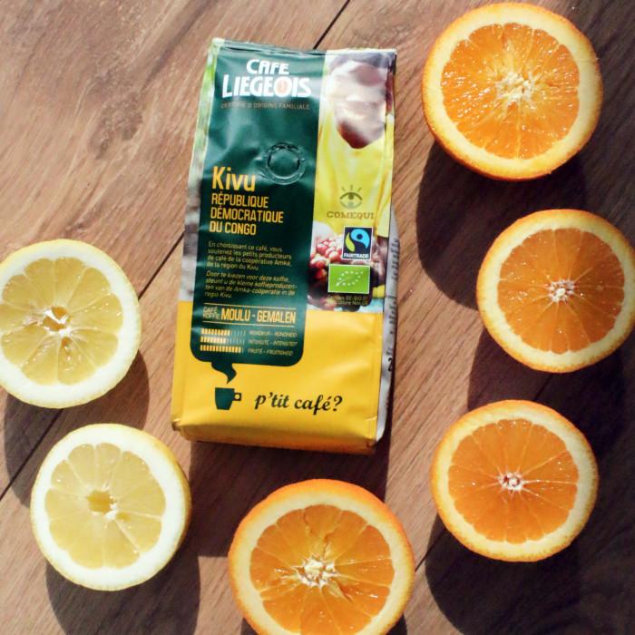 """Kawa mielona Café Liégeois """"Kivu"""", 250 g"""