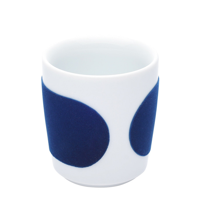 "Espresso cup Kahla ""Five Senses touch! Blue"", 90 ml"