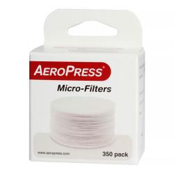 Papīra filti AeroPress, 350 gb