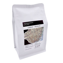 "Kaffeebohnen Hoppenworth & Ploch  Kaffeerösterei ""Lambari"" 250 g"