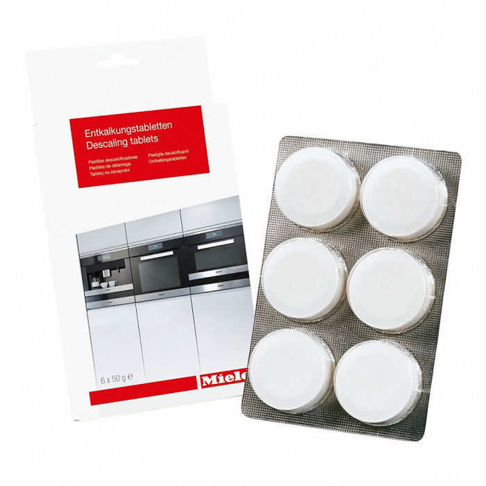 Descaling tablets Miele
