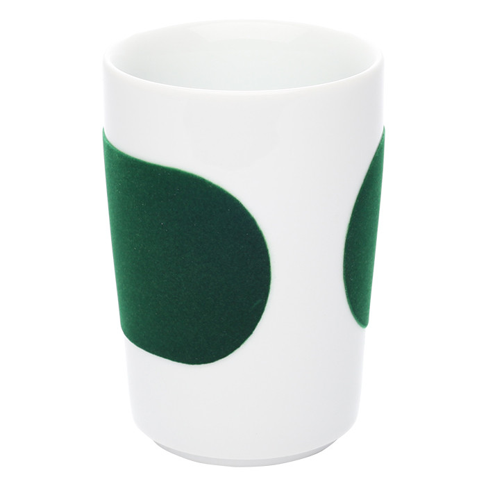 "Cup Kahla ""Five Senses touch! Green"", 350 ml"