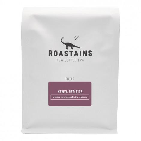 "Kawa ziarnista Roastains ""Kenya Red Fizz"", 1 kg"