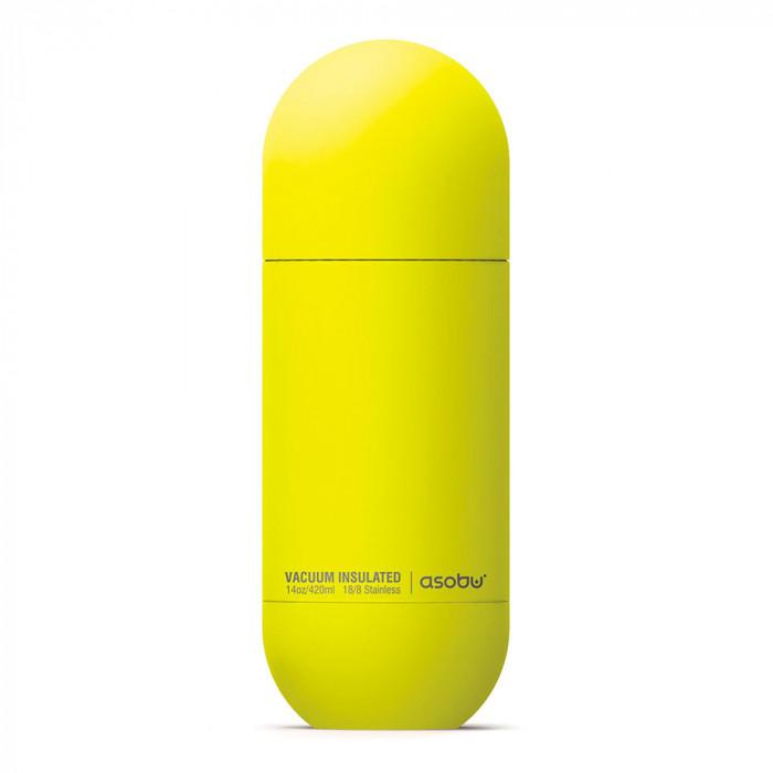 "Termosmuki Asobu ""Orb Yellow"", 420 ml"