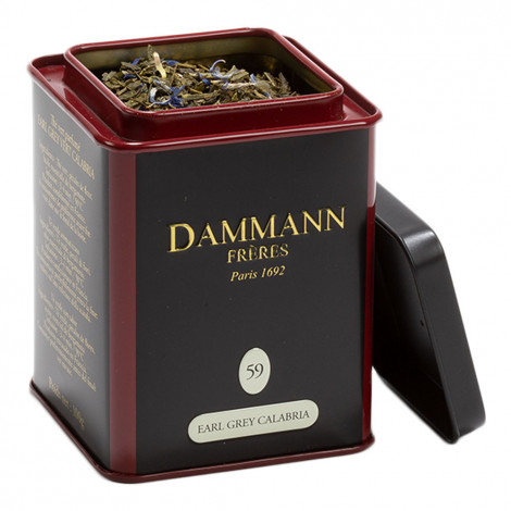 "Tea Dammann Frères ""Earl Grey Vert Calabria"", 100 g"