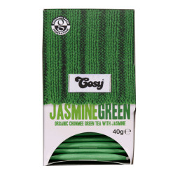 "Tea Cosy ""Jasmine Green Organic"", 20 pcs."