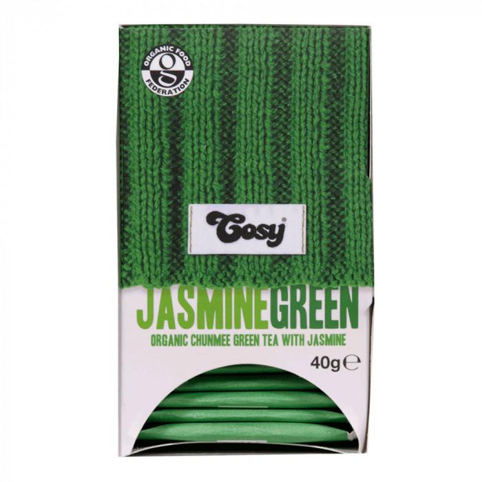 """Tee Cosy """"Jasmine Green Organic"""", 20 kpl."""