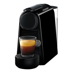 "Kaffeemaschine Nespresso ""Essenza Mini Triangle Black"""