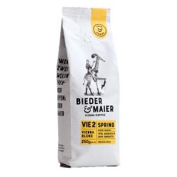 """Kaffeebohnen Bieder & Maier Master Blend """"VIE 2 SPRING"""", 250 g"""