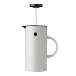 """Franču kafijas pagatavotājs Stelton """"EM White"""", 1 l"""