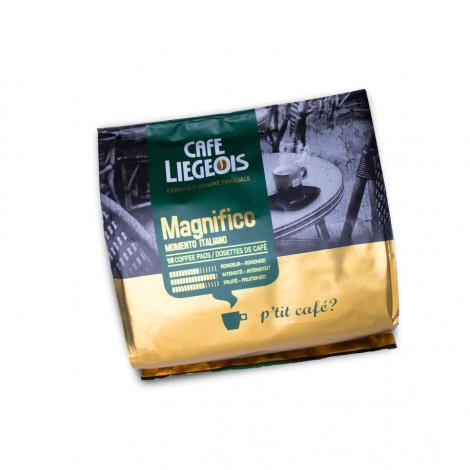 """Kafijas spilventiņi Café Liégeois """"Magnifico"""", 18 gab."""