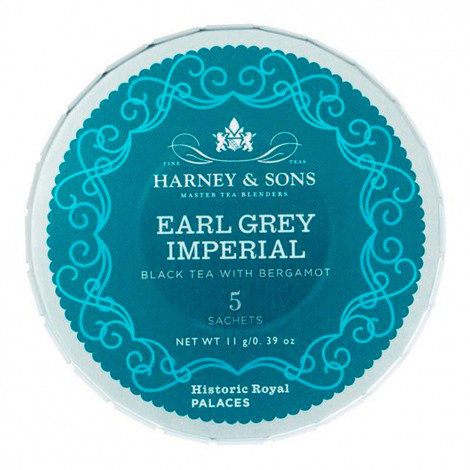 "Herbata Harney & Sons ""Earl Grey Imperial"", 5 szt."