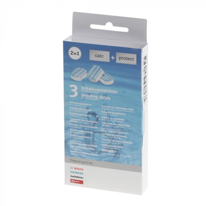 """Atkaļķošanas tabletes Siemens & Bosch """"TZ80002"""""""