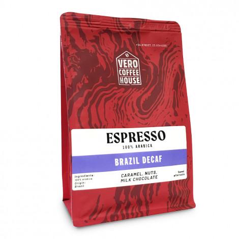 "Ground coffee Vero Coffee House ""Brazil Decaf"", 200 g"