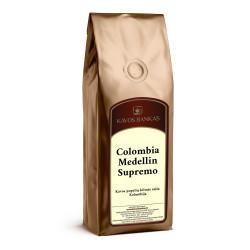 """Kavos pupelės Kavos Bankas """"Colombia Medellin Supremo"""", 1 kg"""