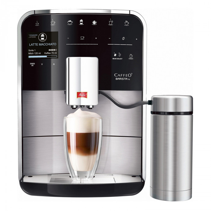 "Coffee machine Melitta ""F76/0-200 Barista TS SST"""