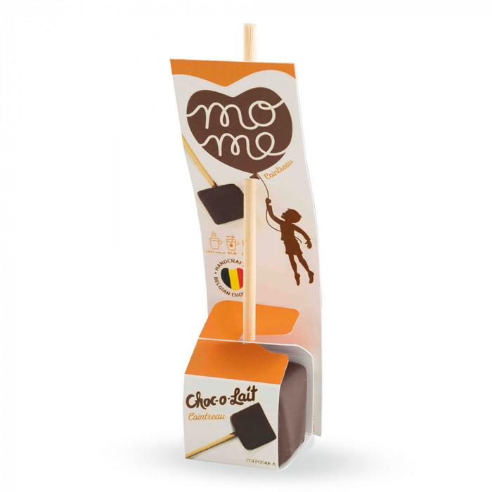 """Karstā šokolāde MoMe """"Flowpack Cointreau"""", 40 g"""