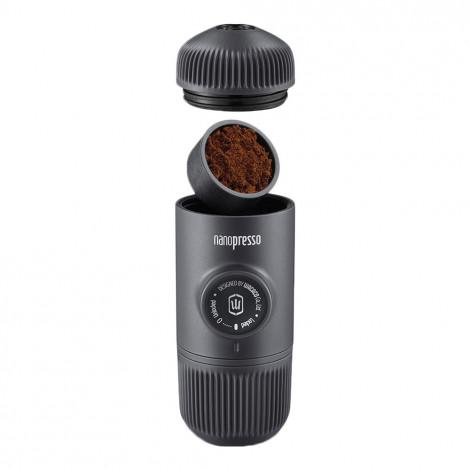 "Kaasaskantav espressomasin WACACO ""Nanopresso Grey"""