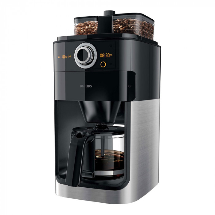 "Ekspres do kawy Philips ""Grind & Brew HD7769/00"""