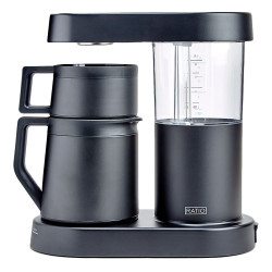"Filter coffee maker Ratio ""Six Matte Black"""