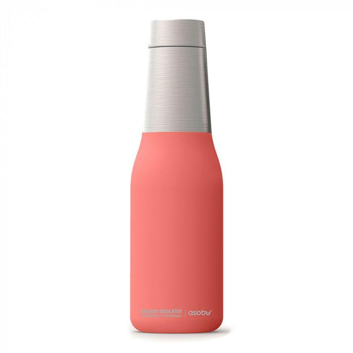 "Thermo bottle Asobu ""Oasis Peach"", 600 ml"
