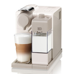 "Ekspres do kawy Nespresso ""Lattissima White"""