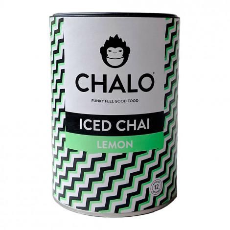 """Šķīstošā tēja Chalo """"Lemon Iced Chai"""", 300 g"""