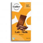 """Šokolādes tāfelīte Galler """"Milk"""", 80 g"""