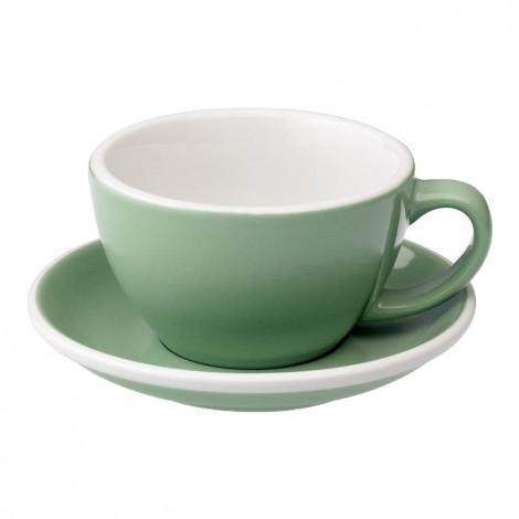 """Café Latte krūzīte ar apakštasīti """"Egg Mint"""", 300 ml"""