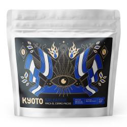 """Kawa ziarnista Kyoto Coffee Roasters """"Salvador Finca El Cerro Pacas"""", 250 g"""