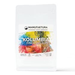 "Kawa ziarnista Manufaktura Kawy ""Colombia Finca Los Alpes"", 1 kg"