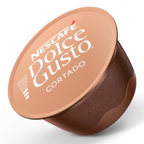 """Kawa w kapsułkach NESCAFÉ Dolce Gusto """"Cortado"""", 16 szt."""