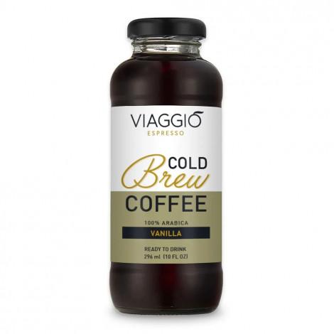 """Kalter Kaffee Viaggio Espresso """"Cold Brew Vanilla"""", 296 ml"""