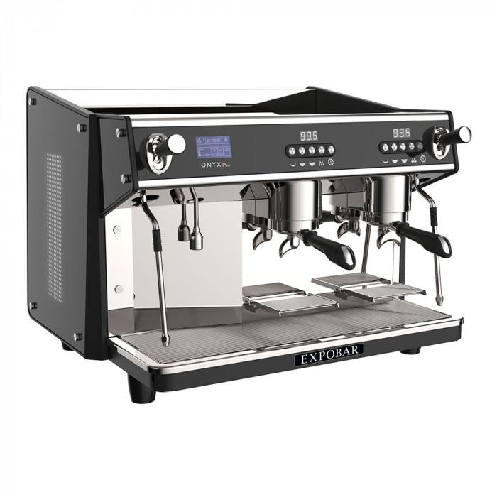 """Kavos aparatas Expobar """"Onyx Pro"""" dviejų grupių"""