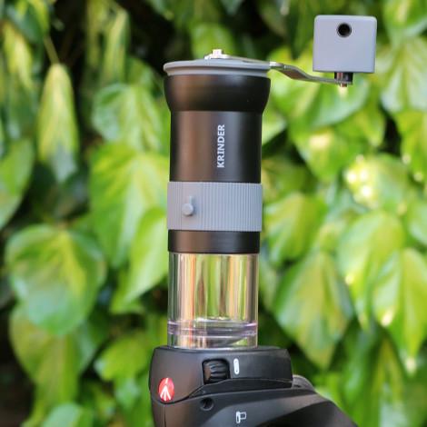 "Manual coffee grinder Cafflano ""Krinder Black"""