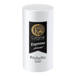 "Gemahlener Kaffee Coroma Kaffeemanufaktur ""Delicato Espresso"", 500 g"