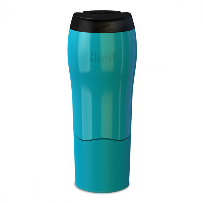 "Thermo cup The Mighty Mug ""Go Turquoise"""